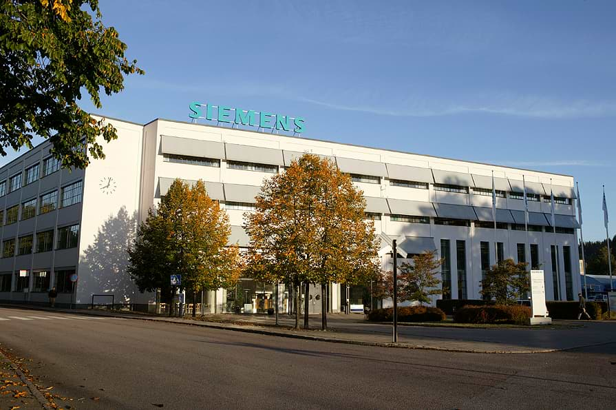 Siemens Schweden
